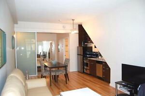 SEPT 1ST - MODERN FURNISHED DOWNTOWN CONDO