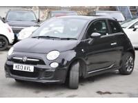 2013 Fiat 500 1.2 S (s/s) 3dr