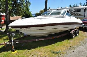 22 ft Reinell power boat