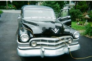1950 CADILLAC SERIES 75 IMPERIAL LIMO- OWN A RARE CLASSIC!