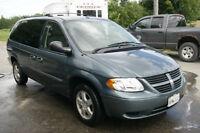 2007 Dodge Grand Caravan loaded Minivan, Van