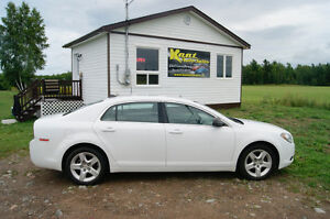 2012 CHEVROLET MALIBU LOADED AUTO SEDAN