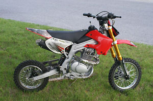As-new Baja DR 150 Dirt Rider 150cc Four stroke