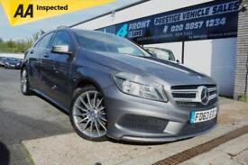 2013 MERCEDES A-CLASS A180 1.5 CDI BLUEEFFICIENCY AMG SPORT 5DR DIESEL MANUAL HA