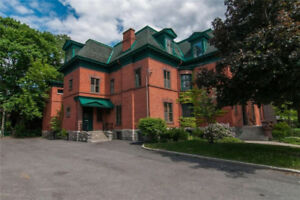 Offices Avail, Heritage Preserved Building in Sandy Hill, Ottawa