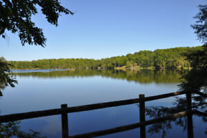 Waterfront lot for sale, North Frontenac Twp. Sunday Lake
