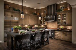 Custom Kitchens & Cabinetry