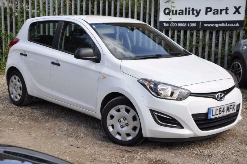 2014 hyundai i20 1 2 classic 5dr in harrow london gumtree. Black Bedroom Furniture Sets. Home Design Ideas