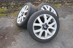 225/45R18 GOODYEAR EAGLE SPORT ALL SEASON 5 x 114.3 Mazda  18's