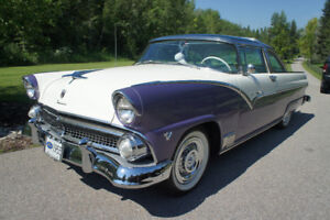INCREDIBLE PRICE!! 1955 Ford Fairlane Crown Victoria Skyliner