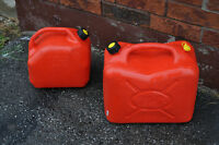 10lt & 22.7lt fuel containers