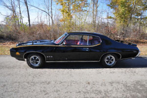 PHS Documented, 1969 Pontiac GTO Judge
