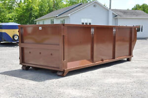 ROLL-OFF CONTAINER CABLE-STYLE Cornwall Ontario image 2