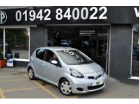 2011 61 TOYOTA AYGO 1.0 VVT-I ICE 5D 68 BHP SPECIAL EDITION 5DR HATCH, 40,000M