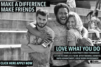 Work While Making a Difference! ($13/hour)