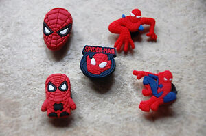 Croc shoe charms - Superheroes and My Little Pony West Island Greater Montréal image 3