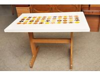 XMAS SALE NOW ON!! Retro Dining Table - Can Deliver For £19