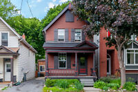 Stunning single home in the heart of Centretown!