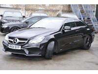 2014 Mercedes-Benz E Class 2.1 E250 CDI AMG Sport 7G-Tronic Plus 2dr