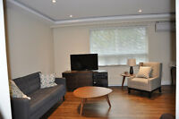 NEWLY RENOVATED-2 BEDROOM UNIT- QUEENSWAY & PARKLAWN!!!