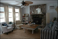 Cottage Rental Port Franks, Ont. ~Cute & Clean~
