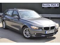 2014 BMW 3 Series 2.0 320d EfficientDynamics Business Edition Touring (s/s)