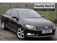 2011 Volkswagen Passat 1.6 TDI BlueMotion Tech Sport 4dr (start/stop)