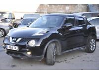 2014 Nissan Juke 1.6 Tekna XTRONIC CVT 5dr