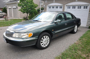 1999 Lincoln Continental Sedan - REDUCED PRICE