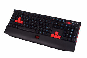 Tt eSports KNUCKER Plunger Gaming Keyboard
