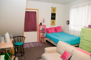 STUDENT ALL-INCLUSIVE BACHELOR FOR  RENT-avail. MAY 1st