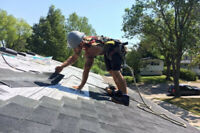 Looking for hard-working, reliable people interested in roofing