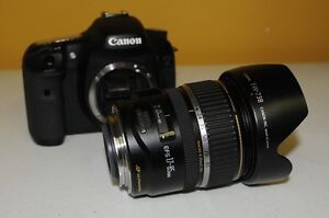 Canon EOS 7D et/and EFS 17-85mm