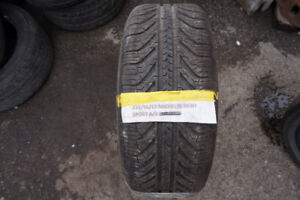 225/55/17 MICHELIN PILOT SPORT A/S  SUMMER TIRE