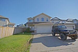 SPACIOUS HOME IN WOOD BUFFALO WITH BONUS ROOM AND DBL GARAGE