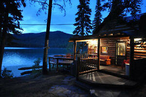 Looking for CABIN style house/cottage to rent for the year+