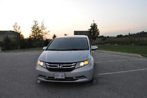 2014 Honda Odyssey EX/RES Minivan, Van
