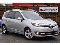 2014 Renault Grand Scenic 1.5 TD Dynamique Tom Tom (Bose+ pack) EDC Auto