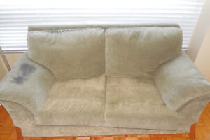 Causeuse / Love seat Romano