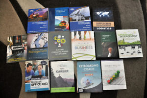 COMPLETE SET OF SUPPLY CHAIN & LOGISTIC BOOKS