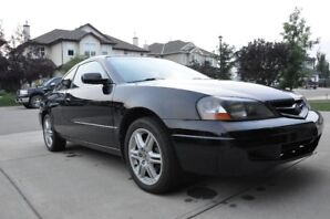 Acura CL Type S Manual