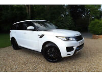 2014 Land Rover Range Rover Sport 3.0 TDV6 258ps 4X4 SE AUTOBIOGRAPHY LOOK 22""