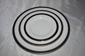 "246 Fortessa China 11"" Dauphine Dinner Plates Kingston Kingston Area image 9"