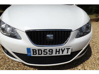 2009 59 Seat Ibiza 1.4 16v 85ps SportCoupe Sport 3dr FSH CHEAP TAX INSURANCE ECO