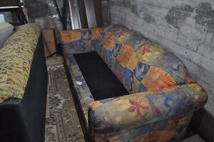 Deux Divans/Canapé/Sofa Deux Places