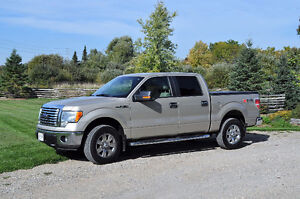 2010 Ford F-150 XLT SuperCrew Pickup Truck