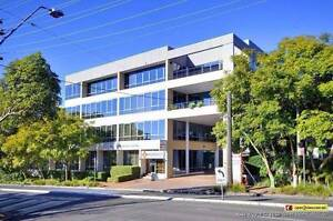 CORNER OFFICE IN PROFESSIONAL LOCATION - AFFORDABLE AND MODERN Hornsby Hornsby Area Preview