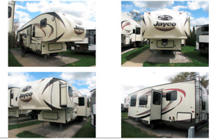 2016 Jayco Eagle HT 295BHDS, 5th Wheel