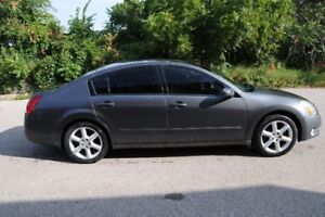 "2006 Nissan Maxima 3.5 SE - 113,500km - ""AS IS"""