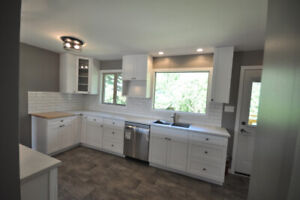 Beautifully renovated with in-law suite